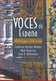 Voces de España, Paredes-Mendez, Francisca and Harpring, Mark, 1285053834