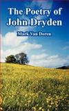 The Poetry of John Dryden, Van Doren, Mark, 1410223833