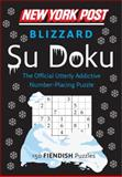 New York Post Blizzard Su Doku (Fiendish), HarperCollins Publishers Ltd. Staff, 0062213830