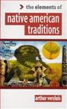The Elements of Native American Traditions 9781852303839