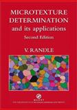 Microtexture Determination and its Applications, Randle, Valerie, 1902653831