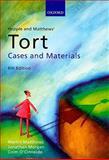 Tort, Matthews, M. H. and O'Cinneide, Colm, 0199203849