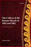 Collects of the Roman Missals of 1962 and 2002, Pristas, Lauren, 0567033848