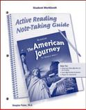 The American Journey to World War 1, Active Reading Note-Taking Guide Student Workbook, Fisher, Douglas and McGraw-Hill Staff, 0078703840