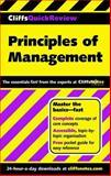 CliffsQuickReview Principles of Management 1st Edition