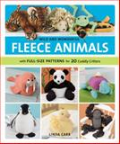 Wild and Wonderful Fleece Animals, Linda Carr, 1589233840