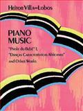 Piano Music, Heitor Villa-Lobos, 048629384X