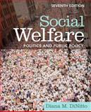 Social Welfare : Politics and Public Policy, DiNitto, Diana M., 0205793843