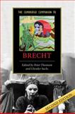 The Cambridge Companion to Brecht, , 0521673844