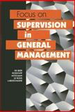 Focus on Supervision in General Management 9780702143847