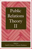 Public Relations Theory II, , 0805833854
