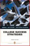 College Success Strategies Plus NEW MyStudentSuccessLab 2012 Update, Nist-Olejnik, Sherrie L. and Holschuh, Jodi, 0321853857