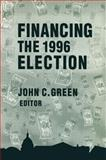 Financing the 1996 Election, , 0765603853