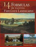 14 Formulas for Painting Fabulous Landscapes, Barbara Nuss, 1581803850