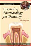 Essentails Pharmacology for Dentistry, Tripathi, 9350253852