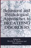 Behavioral and Psychological Approaches to Breathing Disorders, , 1475793855