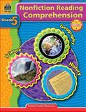 Nonfiction Reading Comprehension, Grade 5, Debra J. Housel and Debra HOUSEL, 0743933850