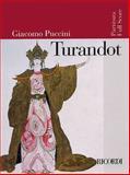 Ricordi Opera Turandot, , 0634023853