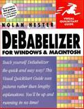 DeBabelizer for Windows and Macintosh, Hester, Nolan, 0201353865
