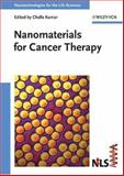 Nanomaterials for Cancer Therapy, , 3527313869