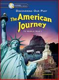 The American Journey : Discovering Our Past to World War I, Appleby, Joyce Oldham, 0078693861