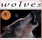 Wolves Calendar 1999, Wolf, Intl, 0896583864