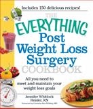 The Everything Post Weight Loss Surgery Cookbook, Jennifer Whitlock Heisler, 1440503869