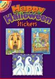 Happy Halloween Stickers, Susan Brack, 0486473864