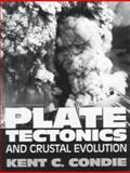 Plate Tectonics, Condie, Kent C., 0750633867