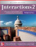 Interactions 2 : Paragraph Development and Introduction to the Essay Writing, Pavlik, Cheryl and Segal, Margaret, 0073533866
