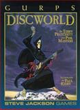 GURPS Discworld, Terry Pratchett, 1556343868