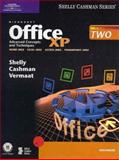 Microsoft Office XP : Advanced Concepts and Techniques, Shelly, Gary B. and Cashman, Thomas J., 078956386X