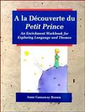 A La Decouverte du Petit Prince 9780844213866