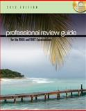 Professional Review Guide for the RHIA and RHIT Examinations 2012 1st Edition