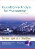 Quantitative Analysis for Management 8th Edition