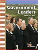 Government Leaders Then and Now, Lisa Zamosky, 0743993861