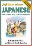 Just Listen 'n Learn Japanese, Kato, Horoshi and Takada, Noriko, 084428386X