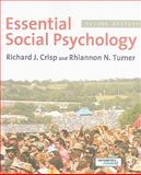 Essential Social Psychology, Turner, Rhiannon N. and Crisp, Richard J., 1849203865