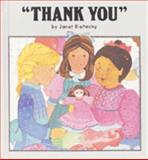 """""""Thank You"""", Janet Riehecky, 0895653877"""