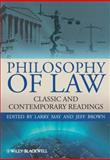 Philosophy of Law : Classic and Contemporary Readings, May, Hope, 140518387X