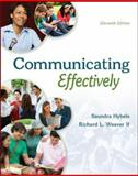Communicating Effectively, Hybels, Saundra and Weaver, Richard L., II, 0073523879