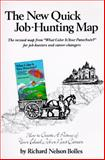 The New Quick Job-Hunting Map, Richard Nelson Bolles, 0898153875