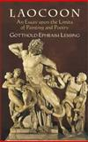 Laocoon, Gotthold Ephraim Lessing and Ellen Frothingham, 0486443876