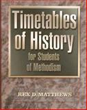 Timetables of History for Students of Methodism, Rex D. Matthews, 0687333873