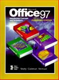 Microsoft Office 97 Essentials, Shelly, Gary B. and Cashman, Thomas J., 0789543877