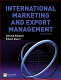 International Marketing and Export Management, Albaum, Gerald and Duerr, Edwin, 0273713876
