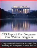 Crs Report for Congress, Alison Siskin, 1293273872