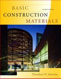 Basic Construction Materials, Marotta, Theodore W., 0131433873