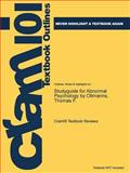 Studyguide for Abnormal Psychology by Oltmanns, Thomas F., Cram101 Textbook Reviews, 1478473878