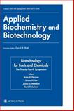 Biotechnology for Fuels and Chemicals : Twenty-Fourth Symposium, , 1588293874